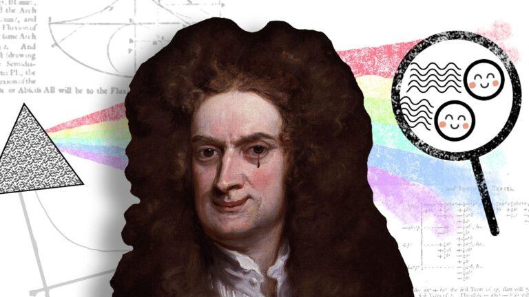La vida de Newton