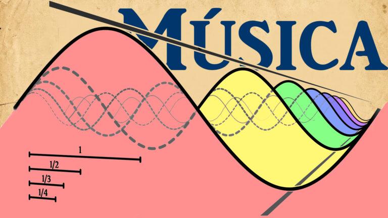 ¿Por qué tenemos 12 notas musicales? | Música y matemáticas