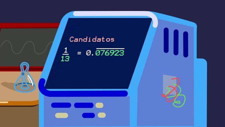 Números cíclicos, una golosina matemática