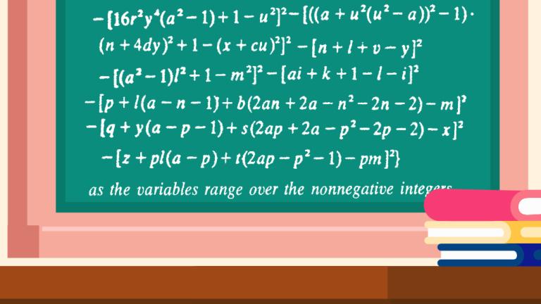 Una fórmula para generar números primos