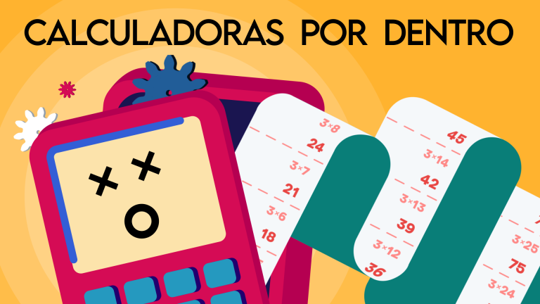 El ingenioso diseño de las calculadoras | ¿Cómo funcionan por dentro?