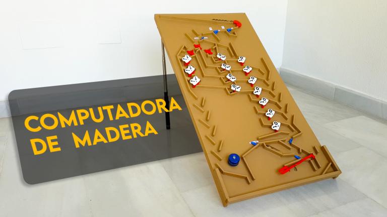 Lee más sobre el artículo Una calculadora de canicas y madera